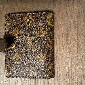 Louis Vuitton Credit Card Holder